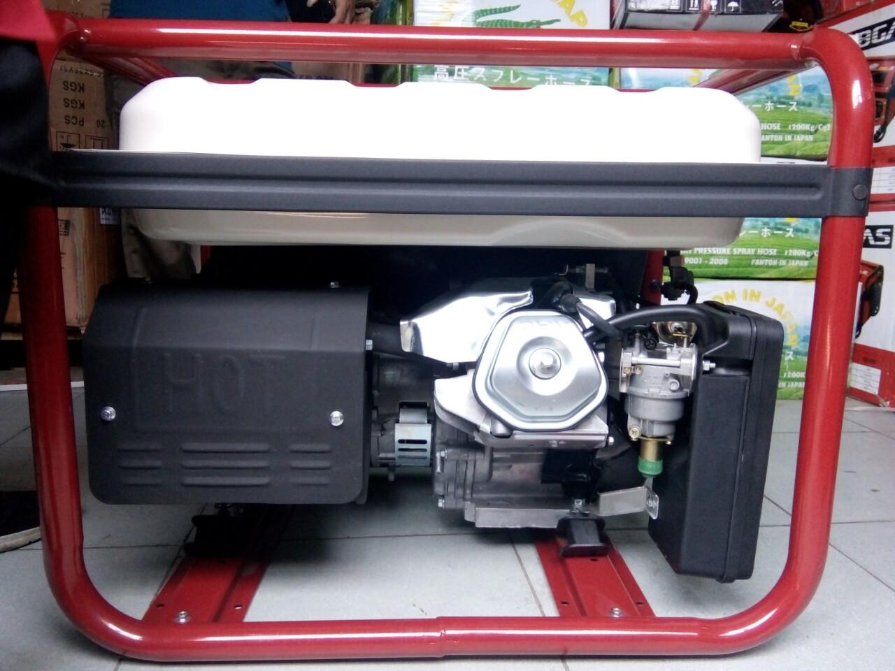 Máy phát điện 10Kw chạy xăng Honda SH11000EX